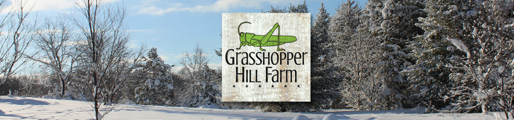 Welcome to Grasshopper Hill Farm